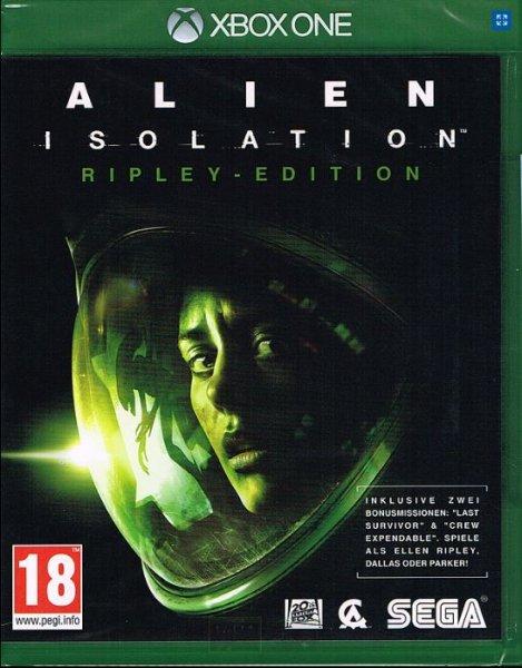 Alien Isolation (Ripley Edition) - XBox One für 9,90 €