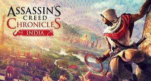 (UPlay) Assassin's Creed® Chronicles: India für 4,99€ @ Ubisoft