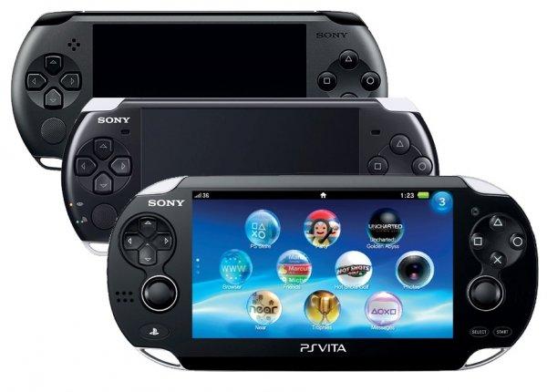[Groupon] Sony PSP 3004, PSP E1004 (refurbished) ab 54,90€