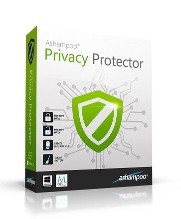 Ashampoo Privacy Protector 2015 Vollversion