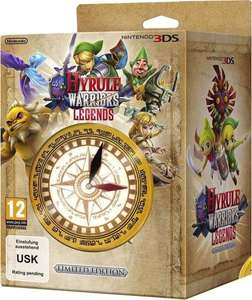 *UPDATE / STORNO* [Thalia Online Shop] 3DS - Hyrule Warriors Legends für 27,99€ inkl. Versand oder Hyrule Warriors Legends - Limited Edition für 41,99€ inkl. Versand - Vorbesteller Bestpreis !