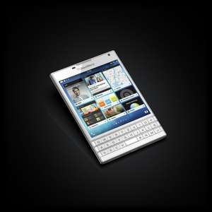 (Amazon MP) Blackberry Passport weiss NEU