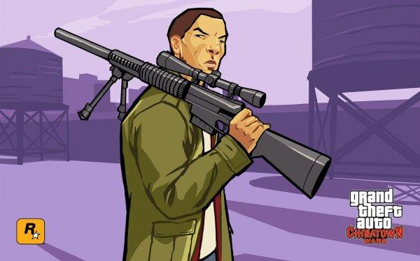 GTA: Chinatown Wars [Google Play Store]