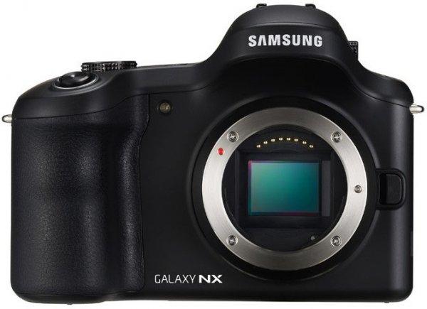 [Schweiz] SAMSUNG Galaxy NX Body - 125 Euro statt 577 Euro (geizhals.org)