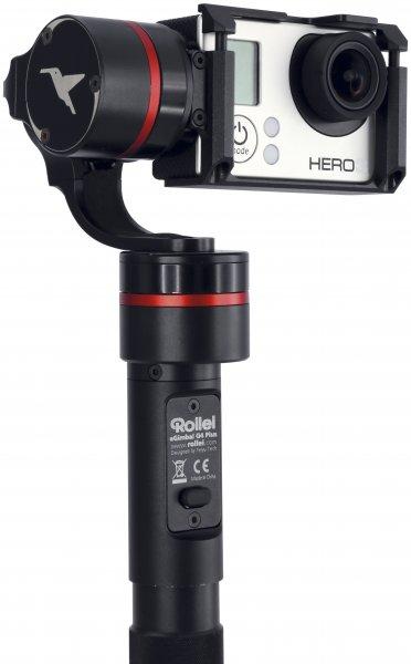 mediamarkt.de Rollei eGimbal G4 Plus 3-Achsen Gimbal für Actioncams (baugleich mit Feiyu Tech)
