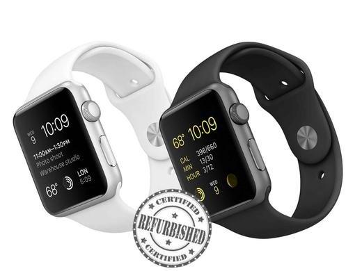 [IBood] Apple Watch 42mm (refurb)