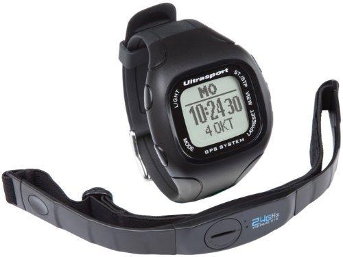 [amazon.it] Ultrasport GPS-Pulscomputer mit Brustgurt NavRun 500