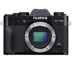 Fujifilm X-T10 schwarz oder silber, nur Gehäuse ~580€ (Amazon.co.uk)