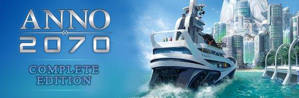 """[Steam] """"Anno 2070 Complete Edition"""" (Hauptspiel inkl. aller DLCs und Add-on) für 10,19€ ->Ersparnis >50%"""