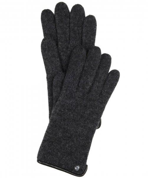 [Amazon Prime] Roeckl  21013-101 Damen Handschuhe Original Walkhandschuh in grau für 17,49€
