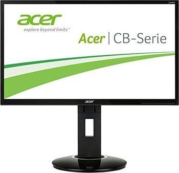 [Comtech] Acer CB240HYK (23,8'' 3840x2160 IPS, 310 cd/qm, 100.000.000:1, 6ms, HDMI + DisplayPort, Pivot + Swivel, EEK C) für 299€
