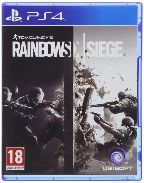 Tom Clancys Rainbow Six Siege PS4 / XBOX ONE @ Amazon.co.uk