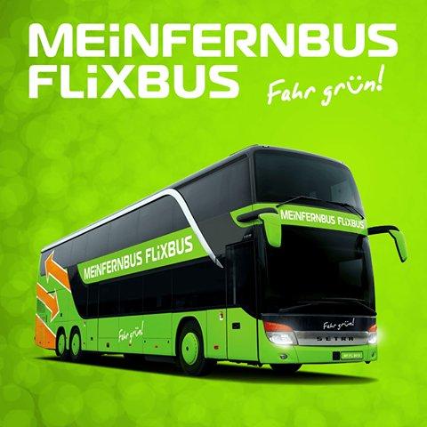 FlixBus: 1.000.000 Tickets für je 9,99€