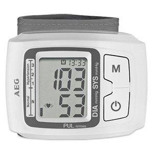 AEG BMG 5610 Blutdruckmessgerät für 5€bei Real.de