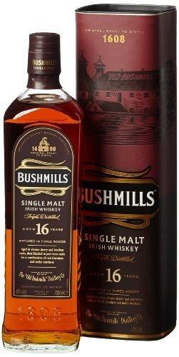 [springlane.de] Bushmills Malt 16 Years Old 700ml (Irischer Whiskey) für 53,50€ | Idealo 184,90€ -> theoretische Ersparnis 71,07%