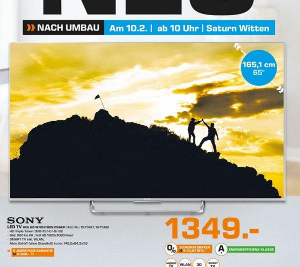[LOKAL Witten] Sony KDL 65 W 855/857 CSAEP