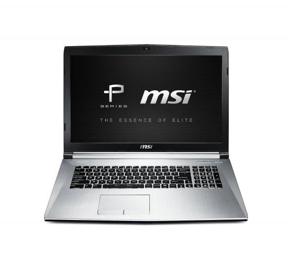 MSI PE70 2QE Prestige mit i5-H-Prozessor bis 3.5GHz, GTX 960M, 8GB RAM, 17,3 Zoll Full-HD IPS Display, beleutchtete Tastatur und Windows für 963,04€ bei Amazon