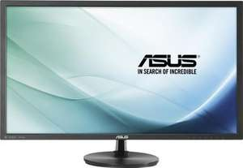 [Computeruniverse] ASUS VN289Q LED Monitor (28'' FHD MVA matt, 300cd/m², 3000:1, 5ms, HDMI + VGA + DP + DVI, neigbar, integr. Lautsprecher, VESA) für 179,90€