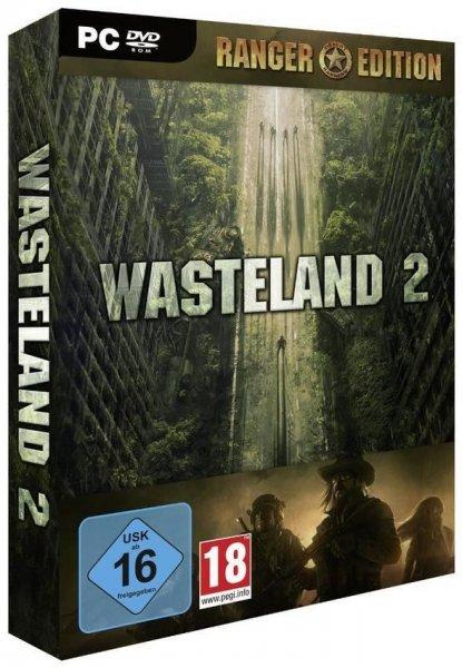 Wasteland 2 Ranger Edition bei Computeruniverse.de
