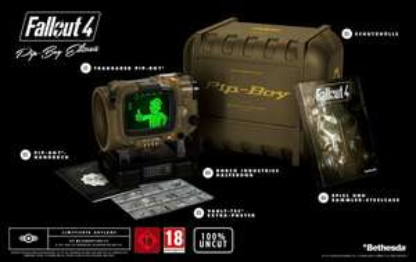 [WHD] Fallout 4 Pipboy-Edition für Xbox One amazon.de