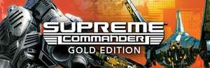 [STEAM] Supreme Commander Gold Edition