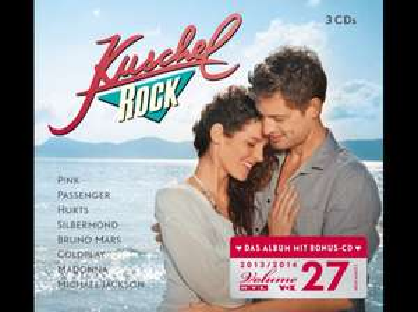 Kuschelrock - 1-27 und div. Specials @Saturn.de für je 7,99 Euro
