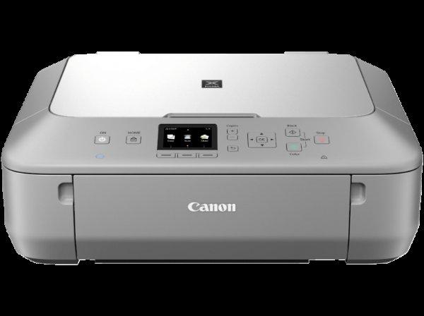 CANON PIXMA MG5655 silbergrau für 55,59 (mit Newsletter-GS) inkl. Lieferung