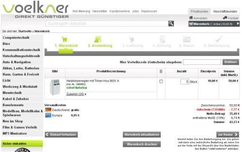 5er Set Heizkörperregler mit Timer Hsa 9001 A für 42,23 € inkl. Versand (8,45€ das Stück!!) => 43,5% Rabatt
