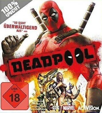 [Saturn.de - Filialabholung] Deadpool für PS4 & Xbox One für 26,98€ (mit Füllartikel & Newsletter Gutschein)