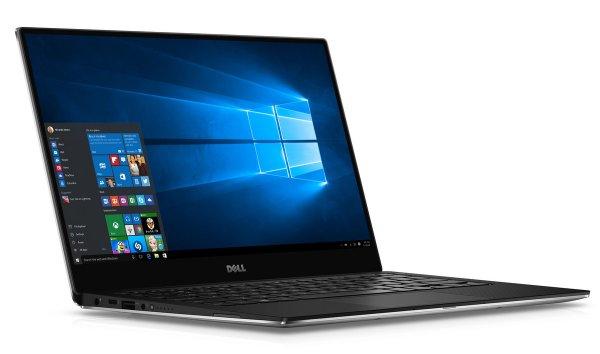 Dell XPS 13 2016 mit Core i5-6200U; 8GB RAM; 256GB SSD NVMe; 13.3 Zoll FHD-Display, matt, IGZO; 1,2kg; beleuchtete Tastatur und Windows 10 für 1208,08€ bei Dell.de