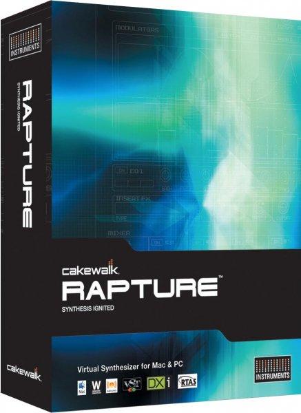 (Audio-Software) Cakewalk Rapture Pro € 99,50 im Steam-Shop (Vergleichspreis € 189)