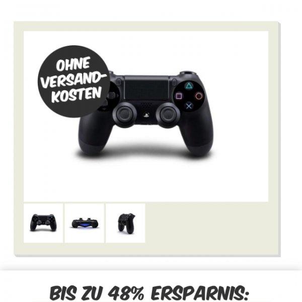 [Dealclub.de] PlayStation 4 Controller (Schwarz) inklusive Versand