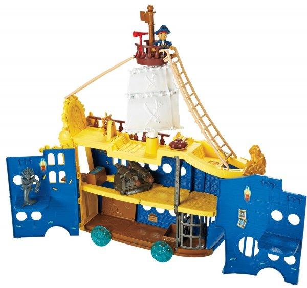 [Real] Käpn't Jake's Magnus Colossus - Piratenschiff mit 60 cm Höhe - 19 Euro