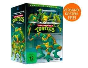 Teenage Mutant Ninja Turtles - Gesamtedition - (DVD) für 25,18€ bei Saturn.de