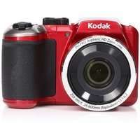 @brands4friends Bridgekamera Kodak PIXPRO AZ 251 Digital Camera HD 16 MP in rot