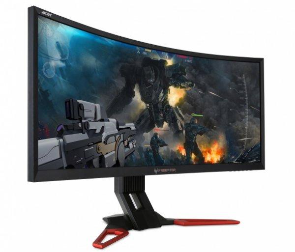 """50-200 EUR Rabatt auf ausgewählte Acer Artikel // z.B. Predator Z35 Curved Gaming Monitor 35"""" 2560 x 1080 Pixel G-Sync//"""