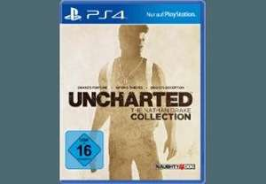 Uncharted The Nathan Drake Collection PS4  -ABGELAUFEN-