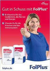Kostenlose Probe von FolPlus® oder FolPlus®+D3