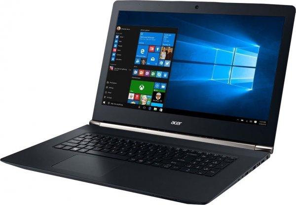 """[Alternate] Acer Aspire """"Nitro"""" VN7-792G-52FY (17,3'' FHD IPS matt,  Intel® Core™ i5-6300HQ, 8GB DDR4, Geforce GTX 950M, 1TB HDD, Gb LAN + Wlan ac, beleuchtete Tastatur, USB Typ-C, Windows 10) + Tasche + Maus für 855,95€"""