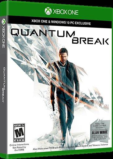 Quantum Break für die Xbox One inklusive Windows 10 Version für ~36Euro