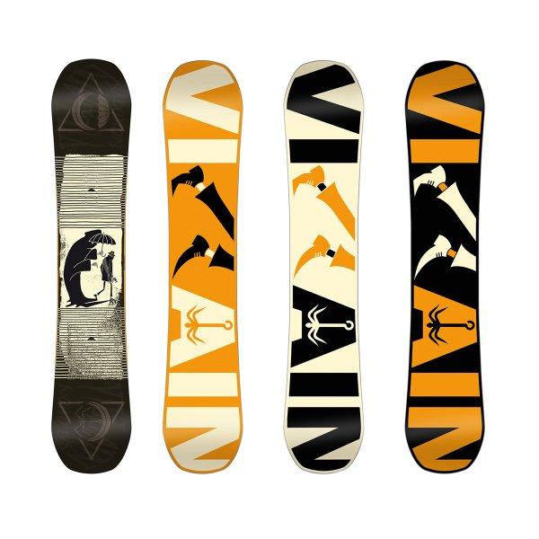 [epictv.com] Diverse Snowboards deutlich reduziert