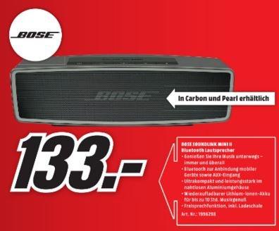 MM Nordhausen: BOSE SoundLink Mini Bluetooth Speaker II