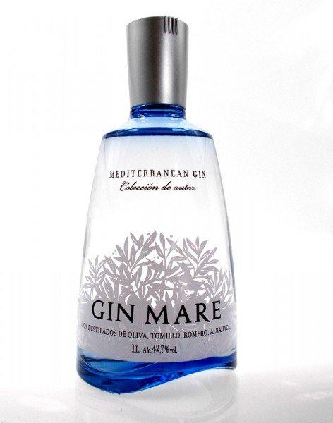 [onlineshop-helgoland.de]: Gin Mare (1 Liter): 37,50€ (idealo ±55€)