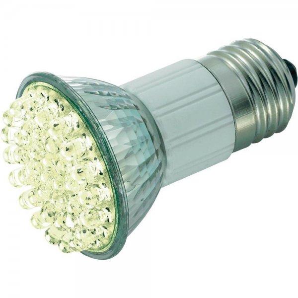 Conrad LED Leuchte 1,8W = 15W E27 200° Warmweiß für 1,09€