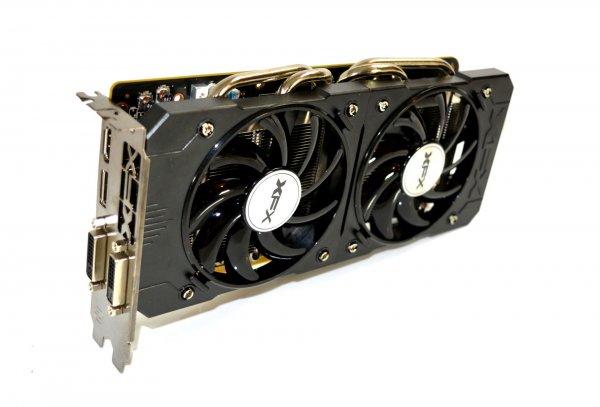 XFX Radeon R9 380 DD Black Edition OC bei zackzack für 199€ inklu