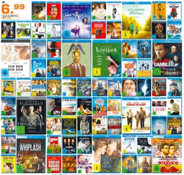 Filmfest bei Saturn in Berlin & Potsdam – Zahlreiche Blu-rays für 6,99