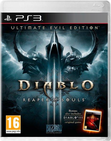 [Lokal] PS3: Diablo 3 inkl. Reaper of Souls im real Gerlingen (bei Stuttgart)