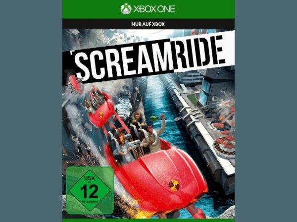 [Saturn.de] ScreamRide - Xbox One - 5€ bei Filialabholung