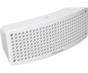 [redcoon] Pioneer XW-BTSP1-W Bluetooth Lautsprecher (integrierter Akku, NFC, One Touch Bluetooth Pairing) weiß