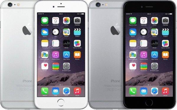Apple iPhone 6 16GB generalüberholt für 439,90 € Preissenkung bei laufendem wow-deal